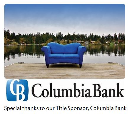Special thanks to Columbia Bank, our Title Sponsor